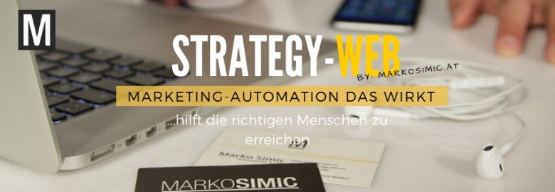 Marko Simic – Web & Marketing Automatisierung