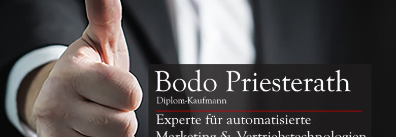 Bodo Priesterath – Marketing Automation Köln