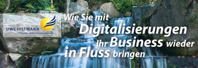 Uwe Hiltmann – Internet-Unternehmensberater